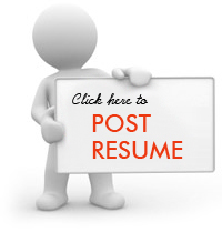 Where to post your resume online